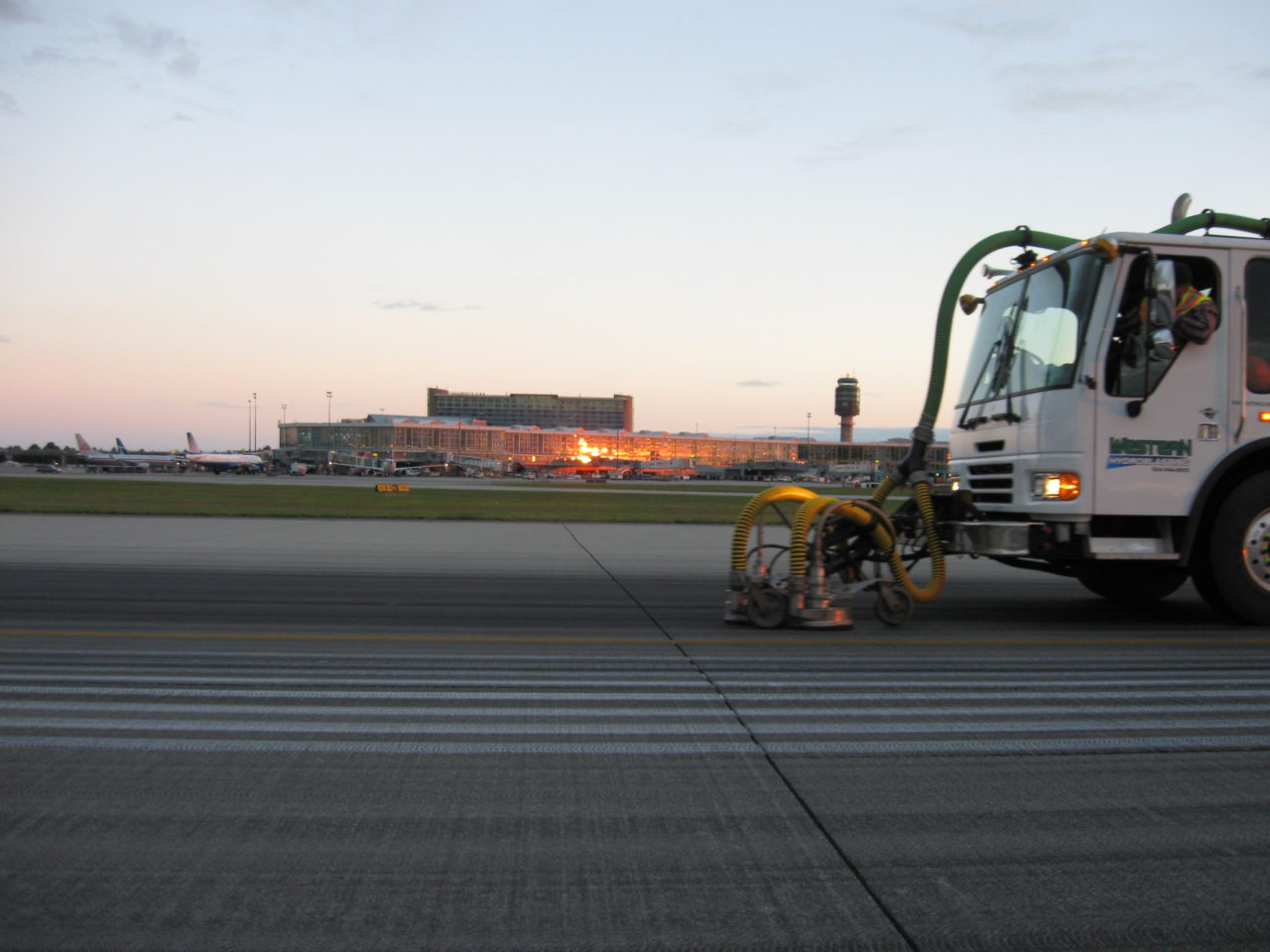 Airport Maintenance